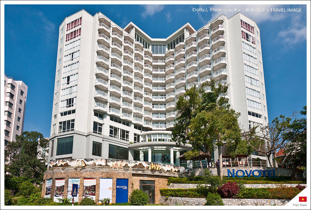 北越│NOVOTEL HA LONG BAY HOTEL‧渡假氛圍 Up~